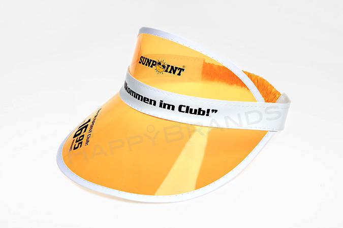 Bedrucktes-Sunvisor-Cap-mit-Werbung