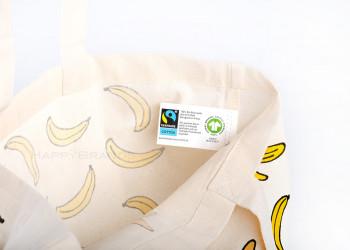 Bio Baumwolltaschen Fairtrade GOTS zertifiziert