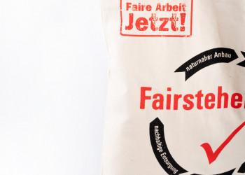 Fairtrade Stofftaschen GOTS