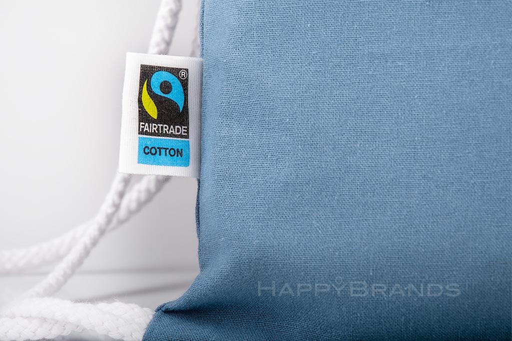 Firmengeschenk-Bio-Kordelbeutel-Gym-Bag-Fairtrade-Etikett-Label