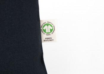 GOTS Sportsack Rucksackbeutel aus Biobaumwolle Merchandise 1024