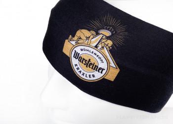 Giveaway Sport Stirnband aus Mikrofaser mit Logo