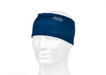 Kundengeschenk Ski Stirnband mit Unternehmenslogo bedrucken