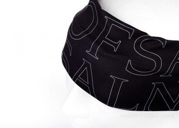 Lauf Stirnband mit eigenem Logo