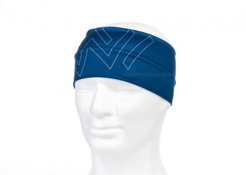 Mitarbeitergeschenk Sport Stirnband mit eigenem Logo bedruckt