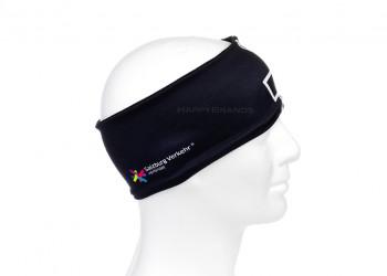 Promo Artikel Lycra Stirnband mit randlosem Motiv Druck