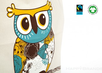 Stofftasche Fairtrade Baumwollbeutel bedrucken lassen Giveaway 1024