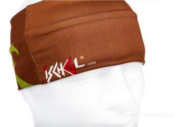 Werbegeschenk Ski Stirnband mit Firmenlogo