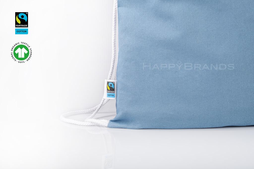 Werbemittel-Fairtrade-Rucksackbeutel-Gymnastikbeutel-Herstellung-Produktion