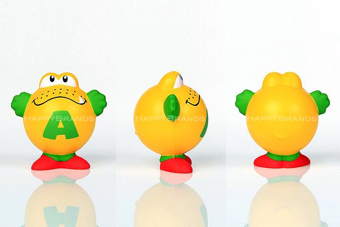 Anti-Stress-Knautsch-Figur-Werbeartikel