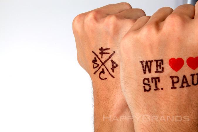 09-Temporaer-Tattoo-fuer-Firmenlauf-Firmenfeier