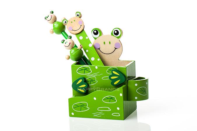 16-Kinder-Holzspielzeug-Promotionartikel
