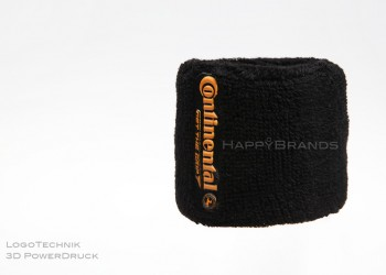 16b Schweissband eigenes Logo drucken