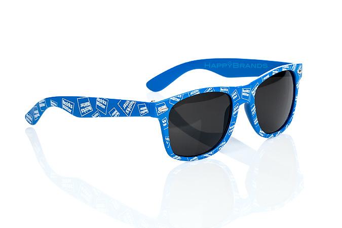 17-Sonnenbrille-Firmenlogo-Aufdruck
