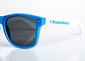 6 Sonnenbrille Eigenes Motiv Logo
