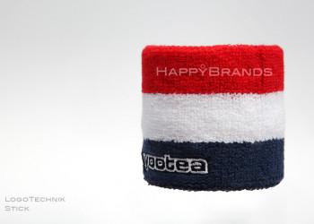 6b Schweissband Werbeartikel
