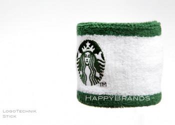 9b Schweissband eigenes Logo sticken