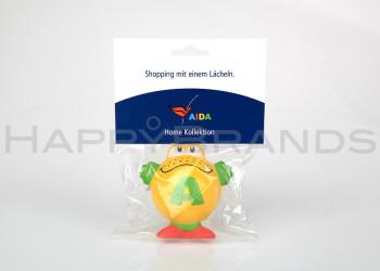 Anti Stress Knautsch Figur Werbeartikel Verpackung
