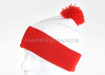 Beanie Give Away Form Umschlag