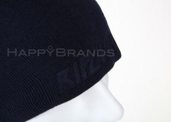 Beanie GiveAway Veredelung Logo praegen 2