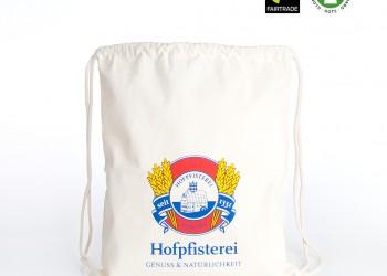 Bio Sportbeutel Fairtrade Werbemittel Firmenlogo 1024
