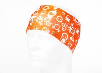 Funktions Stirnband Werbeartikel Giveaway Merchandise