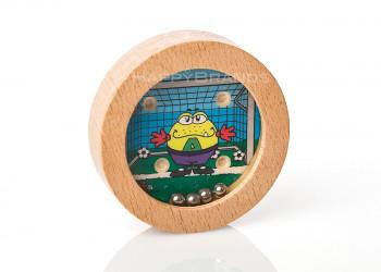 Geduldsspiel aus Holz Werbegeschenk