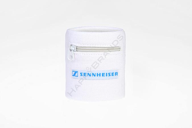 Gewebeband Tresor Gewebtes Label Logo 01 SENNHEISER 675
