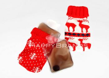Handwaermer Überzieher Socke Werbegeschenk