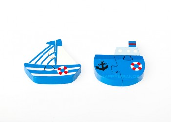 Holzspielzeug Merchandising