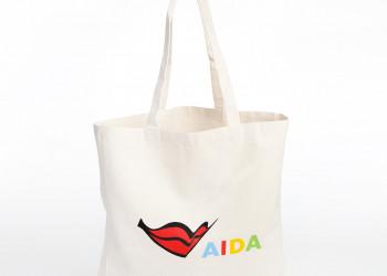 Individuelle Stofftasche Merchandising 1024