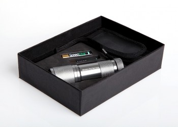 Kundengeschenk Taschenlampe