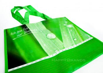 PP Woven Tasche Unternehmenslogo Firmenwerbung 1024