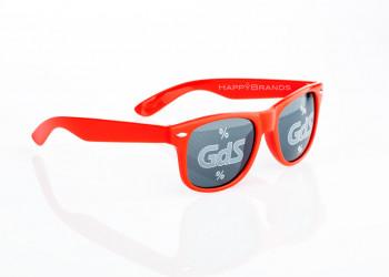 Promo Sonnenbrille mit Logoglaesern  Werbebotschaft 1024