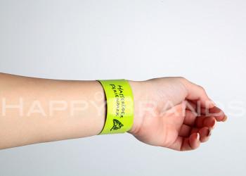 Reflektor Armband Give Away