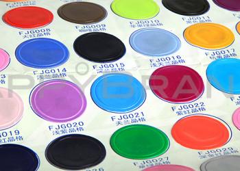Reflektor Schnappband Farben