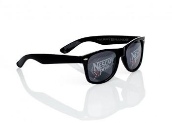 Sonnenbrille Glaeser Logo bedrucken