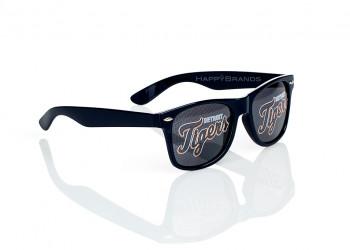 Sonnenbrille Motiv Druck Glaesern