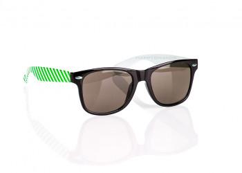 Sonnenbrille als Zugabeartikel