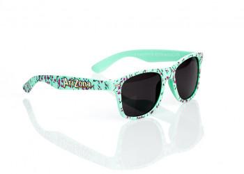 Sonnenbrille mit Allover Druck Promotionartikel 1024