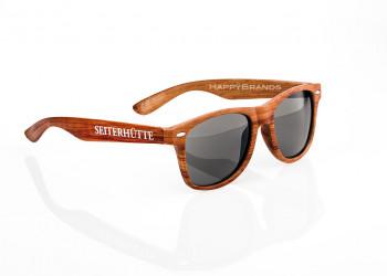 Sonnenbrillen in Holz Optik mit eigenem Logo Werbemittel 1024 1