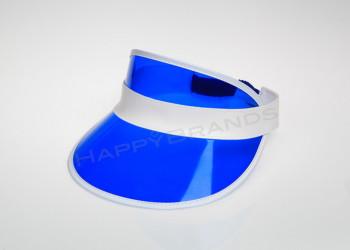 SunVisorCap Blanko Blau 703