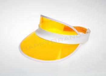 SunVisorCap Blanko Gelb 703