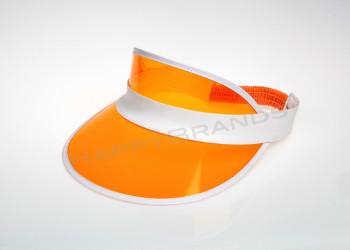 SunVisorCap Blanko Orange 703