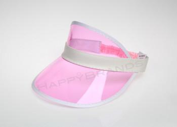SunVisorCap Blanko Pink 703