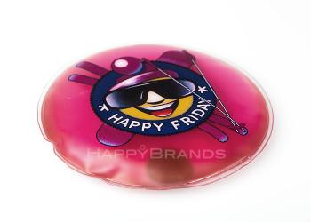 Taschenwärmer Logo Werbeaufdruck