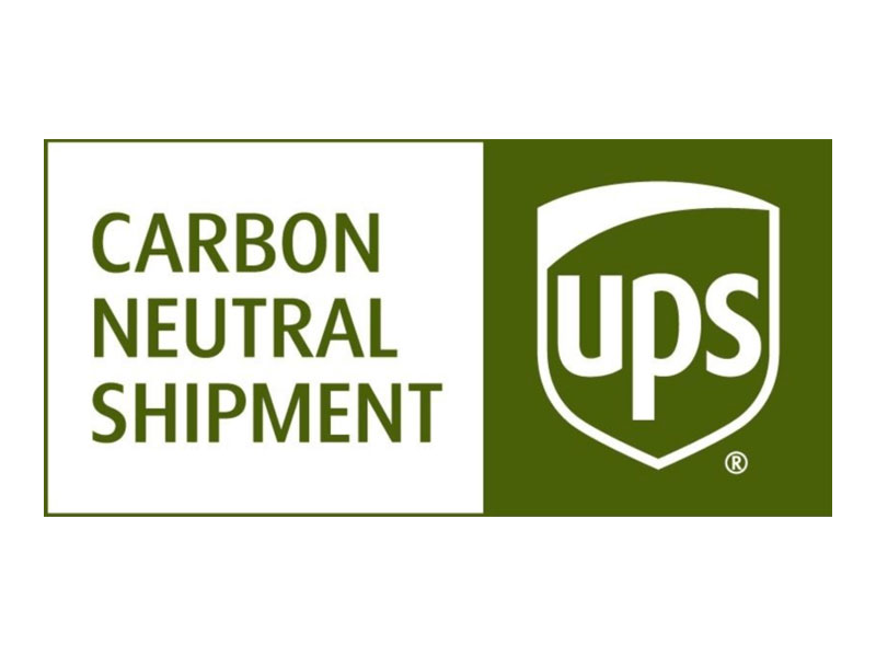 UPS-Versand-Carbon-Neutral-Logo