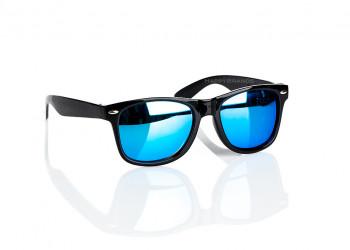 Verspiegelte Sonnenbrille Werbemittel