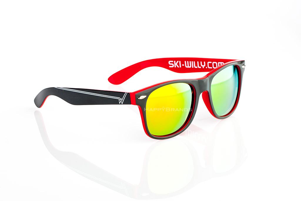 Verspiegelte Werbe Sonnenbrille 1024