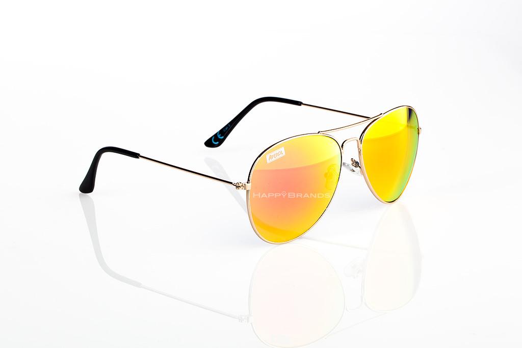 Verspiegelte-Werbe-Sonnenbrille-Metall-Piloten-Stil-mit-Branding-1024